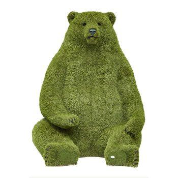 Large Bear Sitting